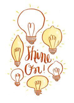 Shine On! by Alyssa Nassner, via Flickr