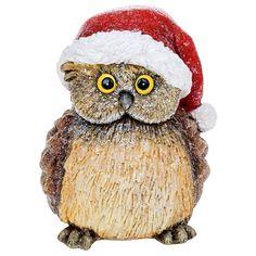 Olly, the Woodland Owl // Christmas 2016 at the Owl Barn
