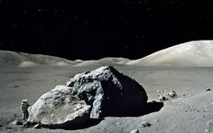 This is one of those extraordinary Apollo mission images that I'd never come across till just last week. After a little research I found the official NASA..