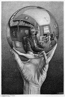 Con oltre 150 opere, tra cui i suoi capolavori più noti come Mano con sfera riflettente (M.C. Escher Foundation), Giorno e notte (Collezione Giudiceandrea), Atro mondo II (Collezione Giudiceandrea), Casa di scale (relatività) (Collezione Giudiceandrea) s'inaugura a Roma, al Chiostro del Bramante, una grande mostra antologica interamente dedicata all'artista, incisore e grafico olandese.