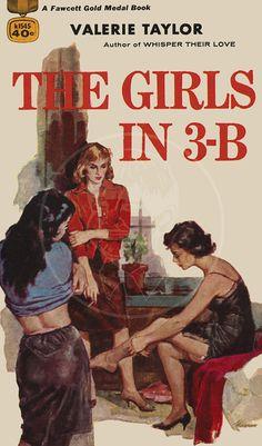 The Lesbian Pulp Fiction That Saved Lives Pulp Fiction Kunst, Pulp Fiction Book, Pulp Magazine, Magazine Art, Archie Comics, Vintage Lesbian, Lesbian Art, Vintage Girls, Vintage Art