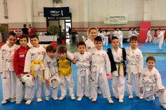 Otto titoli toscani consacrano il Centro Taekwondo Arezzo