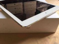 iPad Air 1 Wifi 32G Trắng Nguyên Zin 100% Máy Đẹp iOS 7.1.2 Hàng Hi