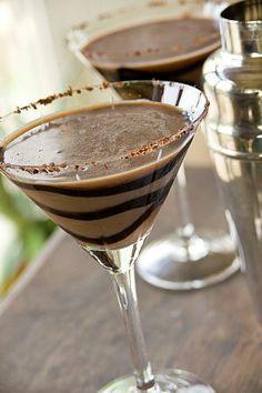 Chocolate Martini: A Valentine's Day Treat