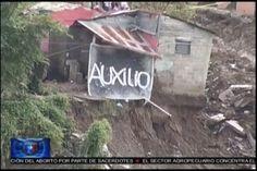 Los Deslizamientos De Tierra Tienen a Los Moradores de Puerto Plata Preocupados