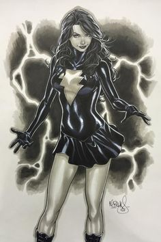 Mary Marvel by Mark Brooks *
