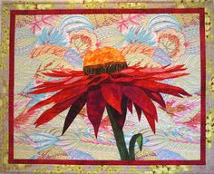 Lenore's Art World: Changing Fabric in a Pattern Completely Changes the Look