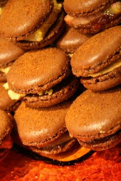 Canapes, Finger Foods, Hamburger, Appetizers, Cookies, Desserts, Christmas, Finger Food, Postres