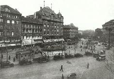 Kálvin tér - 1920 körül
