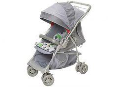 Carrinho de Bebê Maranello para Crianças até 15 kg - Galzerano