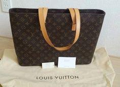 Louis Vuitton Mono Luco Monogram Shoulder Bag
