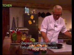 Rudolf - Cokoladna torta i rolnice sa mesom (+ recept)