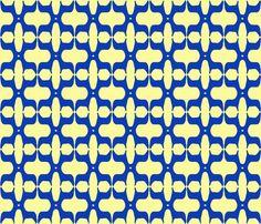 fabric by mimix on Spoonflower - custom fabric Yellow Fabric, Custom Fabric, Spoonflower, Fabric Design