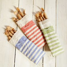 Big Picture Farm Fabric Bags