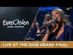 Maria - Hold On Be Strong (Norway) Live 2008 Eurovision Song Contest Maria represented Norway at the 2008 Eurovision Song Contest in Belgrade with the song Hold On Be Strong Eurovision Songs, Norway, Hold On, Strong, Belgrade, Memories, Live, Music, Youtube