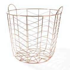 turn-a-wire-basket-into-a-stylish-storage-solution - Kmart