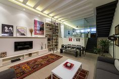 Salón | proyecto Maurici Serrahima - STANDAL