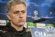 """Mourinho: """"Un equipo que puede ganar la Liga como el Atlético merece mi respeto"""""""