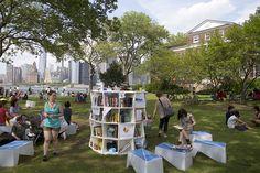 Em Nova York, coletivos criam novos modelos de biblioteca; conheça exemplos