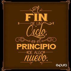 El fin de un ciclo, es el principio de algo nuevo #EmpresarioLider