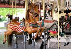 greenfield village carousel | National Carousel Association - Greenfield Village Carousel - Outside ...