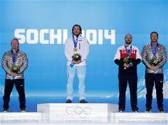 Sochi 2014 Day 10 - Medal Ceremony