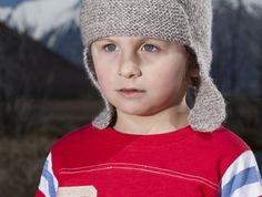 Cosy hat knit pattern I would like to try