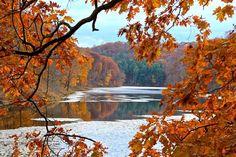 Lake Hope State Park Ohio. #camping