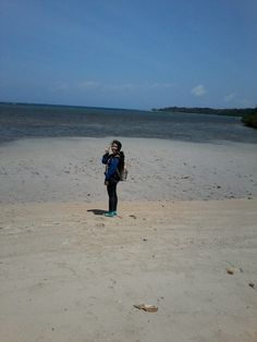 Bama Beach, Baluran, Situbondo.