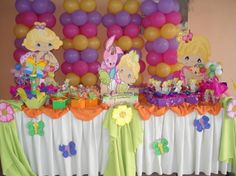 Precious Moments Baby Shower Decorations | Decoracion Preciosos Momentos