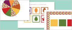 Autumn Leaves Colour Matching Game / Activity