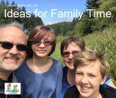 Ideas for family time