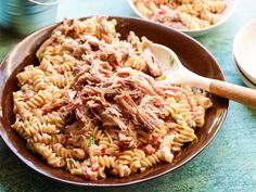 Neely's BBQ Pasta Salad Recipe : Patrick and Gina Neely : Food Network - FoodNetwork.com one of my faves!!!
