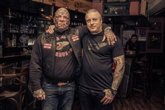 The Hells Angels may have loomed large in 1960s American culture, but they're alive and well in Norway. There's more than one…