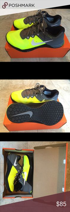 ef5860be733 Nike Women s Metcon 2 Trainig Shoes The latest Metcons from Nike in  Volt White