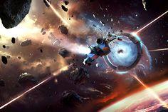 Sid Meier's Starships is Civilization aboard ships in space.
