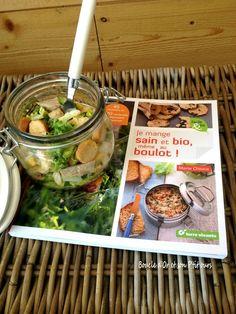 Préparer sa lunch box... pour manger bio même au boulot!