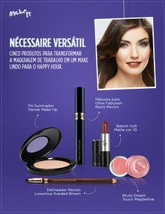 Para uma Nécessaire versátil. #makeup #panvel #dica
