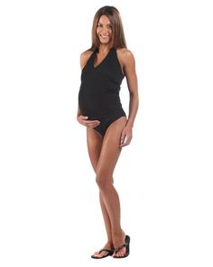 The Essential One - Maillot de Bain Tankini grossesse / maternité EOM44 The Essential One