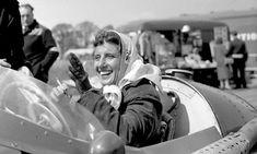 Maria Teresa De Filippis, prima donna pilota F1. #ilovenapoli