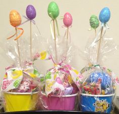Spring Candy Cups, Easter Cups, Candy overload!!!