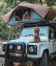 Land Rover (Series & Defenders) and more stuff I like. Vw Camping, Camping Life, Family Camping, Travel Aesthetic, Camping Aesthetic, Jeep Life, Adventure Is Out There, Travel Goals, Van Life