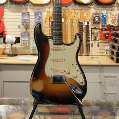 1960 Fender Stratocaster Sunburst #vintageandrare #vandr #guitar  #fender #FenderStratocaster