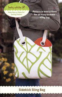 sling bag pattern
