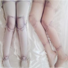 Harajuku Puppet Ball-joint Doll Tattoo Tights Pantyhose sold by Harajuku fashion. Shop more products from Harajuku fashion on Storenvy, the home of independent small businesses all over the world.