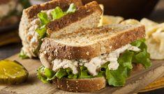 Thunfisch-Toast