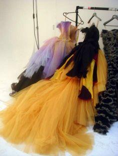 NM Insider: backstage at Dior