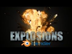 ▶ Create Realistic Explosions! - Blender Cycles Tutorial - YouTube