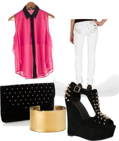 """Untitled #16"" by cassie-campos on Polyvore"