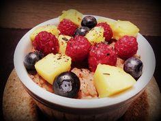 Sült tejberizs Fruit Salad, Food, Fruit Salads, Essen, Meals, Yemek, Eten